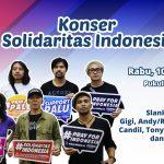 EXSI x TVRI : Konser Kemanusiaan untuk Sulteng