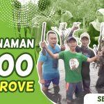 PENANAMAN 1000 MANGROVE