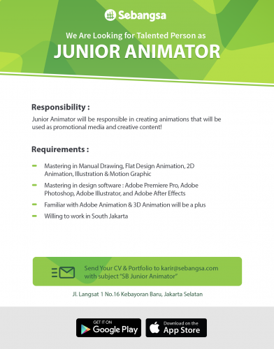Junior Animator