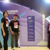 ARENA.id Siarkan Peluncuran Satelit Nusantara Satu