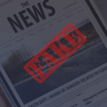 How can Blockchain solve the fake news problem.