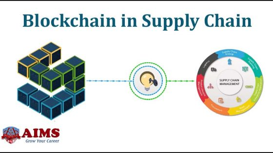 What is Blockchain in Supply Chain Management?   AIMS (UK) - Source : AIMS Education UK YT