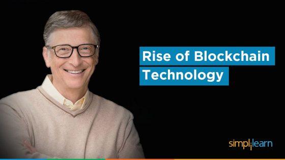 Why Blockchain Matters More Than You Think - Jack Ma, Bill Gates, Elon Musk, Vitalik   Source : Simplilearn YT