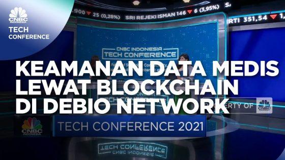 Sistem Keamanan Data Medis Lewat Blockchain di DeBio Network - Source : CNBC Indonesia YT