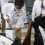 Baterai Skuter Listrik Produksi Mahle dan Allotrope Mampu Recharging Satu Menit 30 Detik