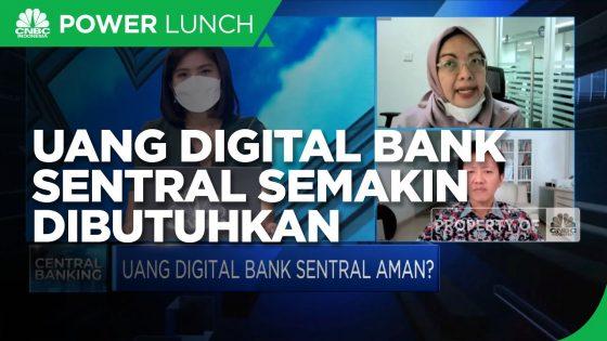 Ini Alasan Uang Digital Bank Sentral Semakin Dibutuhkan | CNBC Indonesia YT