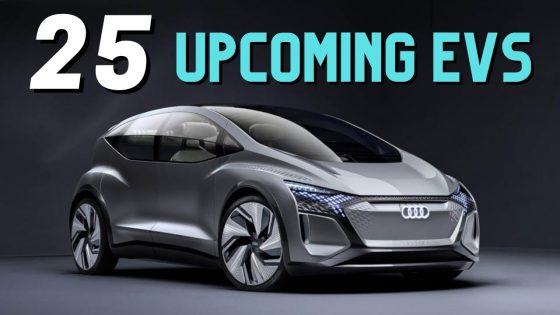25 New Electric Cars Coming in 2022 | Electric Car Geek YT