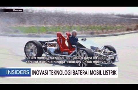 Inovasi Teknologi Baterai Mobil Listrik | CNN Indonesia YT