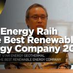 "Star Energy Raih ""The Best Renewable Energy Company 2021"""