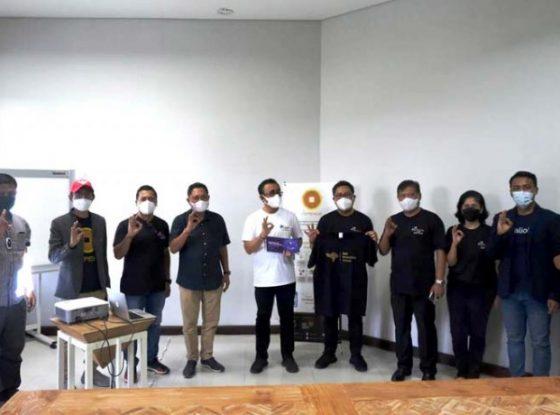 Walikota Jaya Negara Resmikan Bali Blockchain Center di DNA Denpasar | nusabali.com